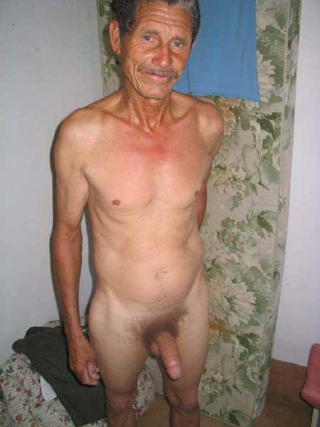 Barcelona mature man