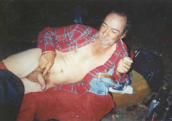 For naked hobo men something also