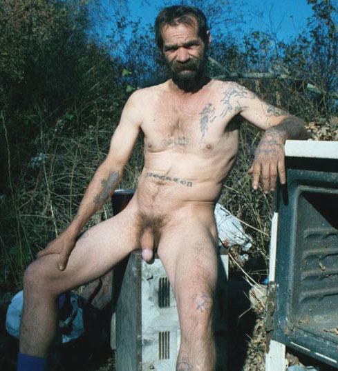 Hope, naked hobo men