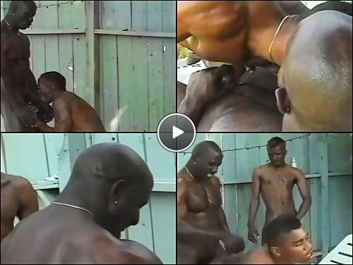 attractive gay guys video