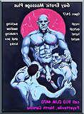 image of gay naked massage